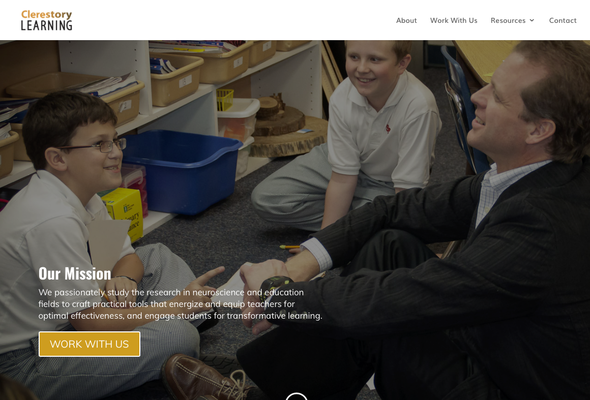 Clerestory Learning Site Gets a Makeover