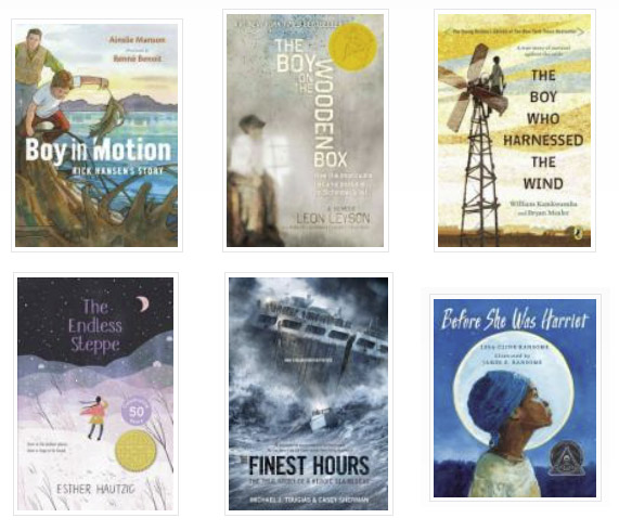 More than 70 recommended children's books that model resilience and grit